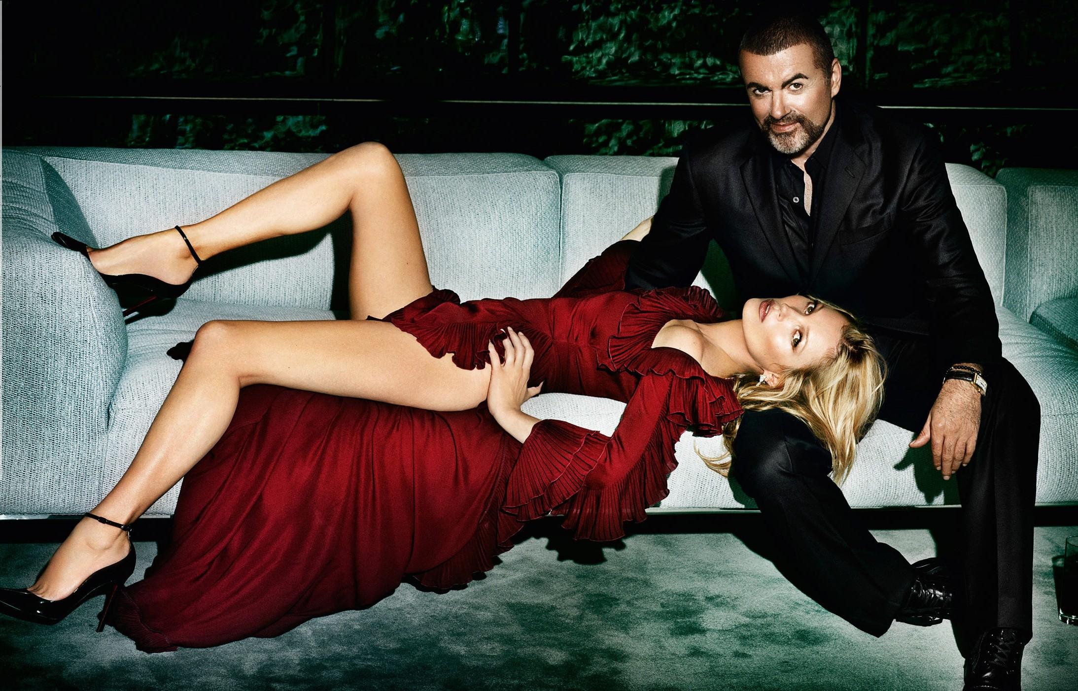 George Michael morre aos 53 anos  (Foto: Vogue Paris)