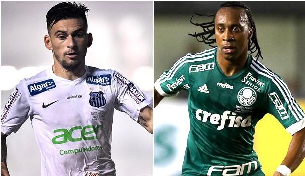 Palmeiras e Santos decidem a Copa do Brasil nesta quarta-feira (02) (Foto: Divulgação)