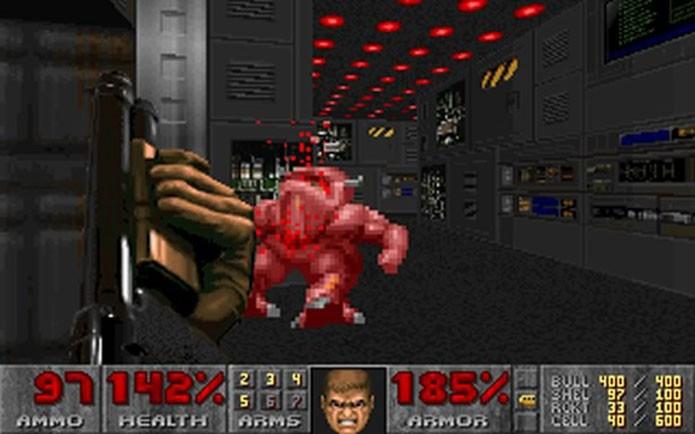 Doom (Foto: Reprodução)