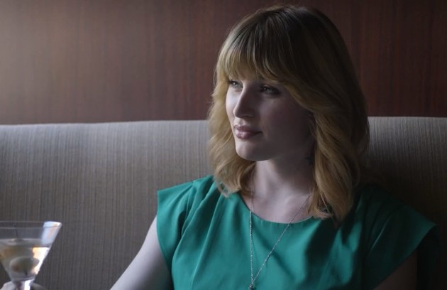 A atriz transgênero Trace Lysette também integra o elenco de 'Transparent'. Ela interpreta Shea, uma mulher transexual que ajuda Maura (Jeffrey Tambor) na sua transição (Foto: Reprodução)