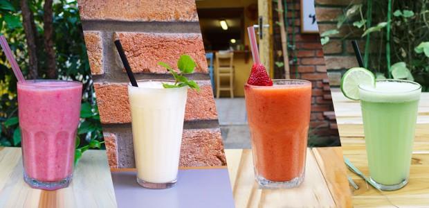 Sucos e vitaminas para o verão (Foto: Divulgação )