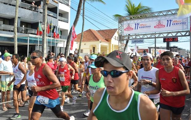 meia maratona de joão pessoa (Foto: Divulgação / PMJP)