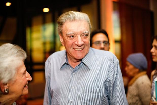 Morre, aos 74 anos, o arquiteto Carlos Bratke (Foto: Bruno Poletti/Folhapress)