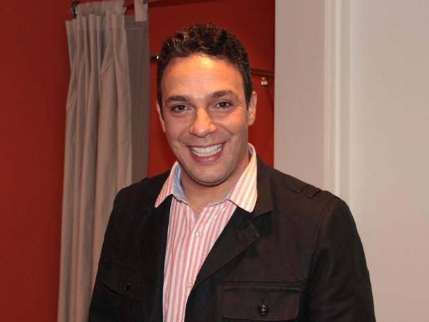 Marcelo Médici comenta sobre seu personagem em 'Alto Astral' (Foto: TV Globo/Altas Horas)