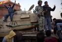 Veja fotos dos protestos e da comemoração no Egito