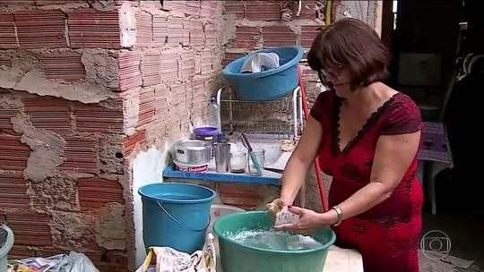 Racionamento de água atinge mais de 300 cidades do Nordeste