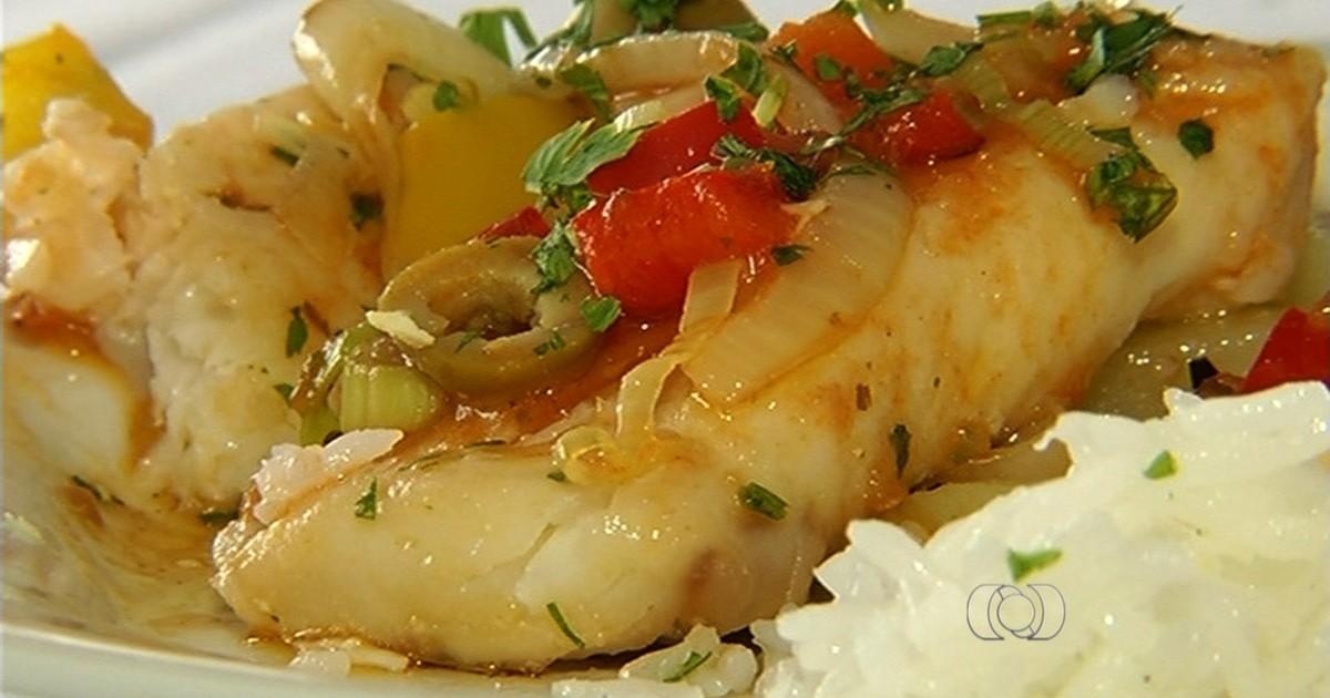 Chef troca o bacalhau por tilápia e cria a 'Peixalhada'; veja receita