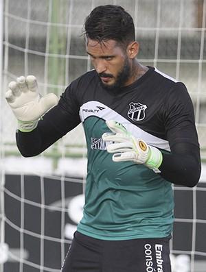 Douglas, goleiro do Ceará (Foto: Israel Simonton/Cearasc.com)