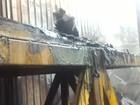 Incêndio sem vítimas atinge depósito de loja em área industrial do DF