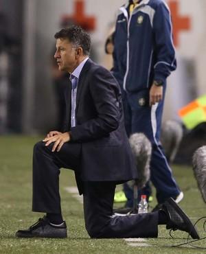 Juan Carlos Osorio São Paulo (Foto: Rubens Chiri / site oficial do SPFC)