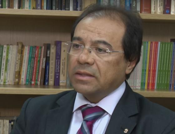 Sub-procurador da República Nicolao Dino (Foto: Reprodução)