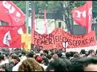Novas manifestações contra o governo Temer marcam o domingo