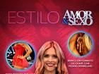 De body vermelho, Fernanda Lima revela: 'Sempre quis usar uma roupa assim'