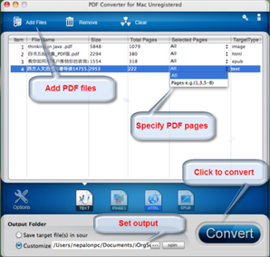 iOrgsoft PDF converter for Mac download
