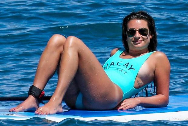 Lea Michele (Foto: Grosby Group)