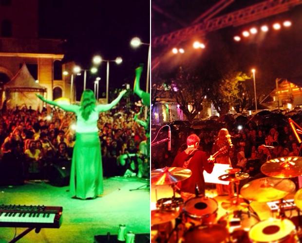 Nathalie quer levar para os palcos do Brasil seu tributo a Rita Lee (Foto: Arquivo pessoal)