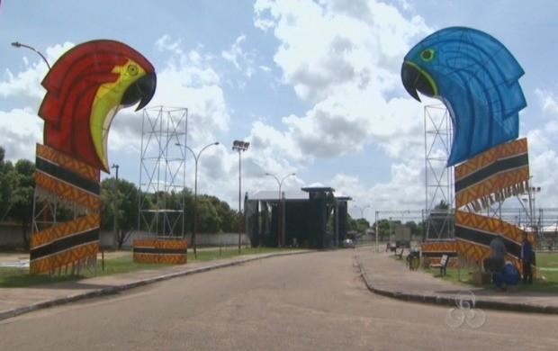 O Festival inicia dia 04 de outubro, na Vila Olímpica, bairro Pintolândia.  (Foto: Roraima TV)
