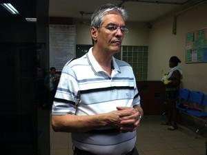 O delegado do CRM em Valadares diz que o caso será apurado (Foto: Diego Souza)