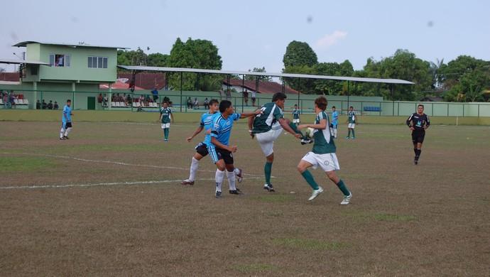 Iranduba recebeu o Grêmio Coariense (Foto: Risley Caresto)