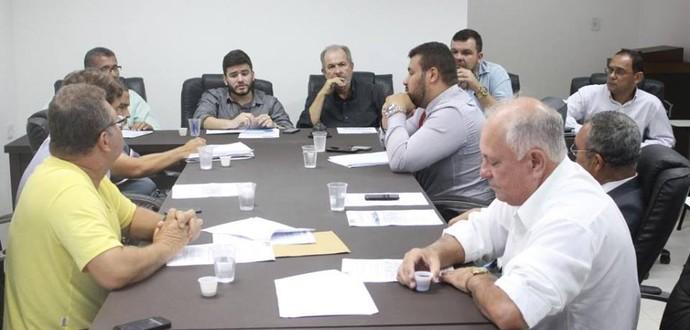 Federação Alagoana de Futebol (Foto: Federação Alagoana de Futebol)