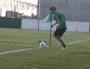 Lincoln Coritiba (Foto: Gabriel Hamilko / GloboEsporte.com)