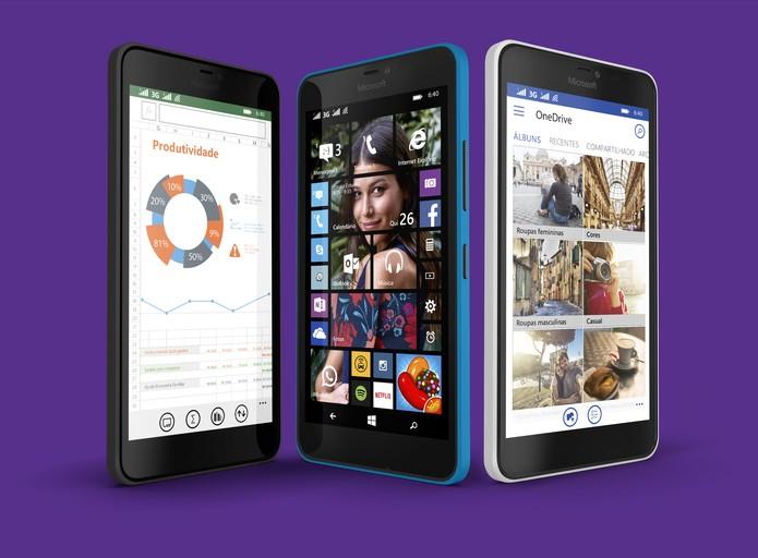 Lumia 640 XL (Foto: Divulgação)