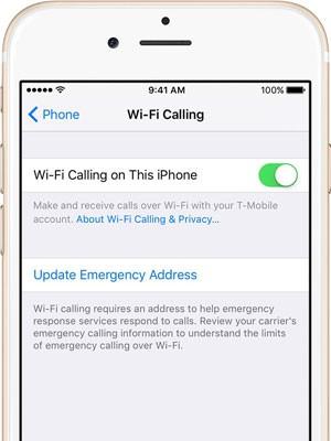 Apple libera ligações telefônicas via Wi-Fi. (Foto: Divulgação/Apple)