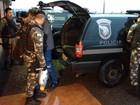 BPFron faz operação de combate ao tráfico de drogas, no oeste do Paraná