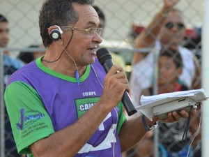 Corpo do radialista Iran Machado é sepultado no interior de Sergipe