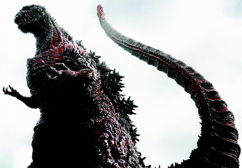 O visual de Godzilla em seu novo filme (Foto: ©2016 TOHO CO.,LTD)