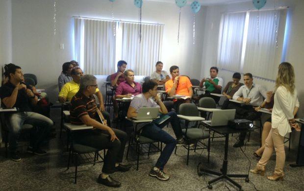 Reunião definiu os lugares de cada atividade que será oferecida e o cronograma da programação (Foto: Jorge Abreu)