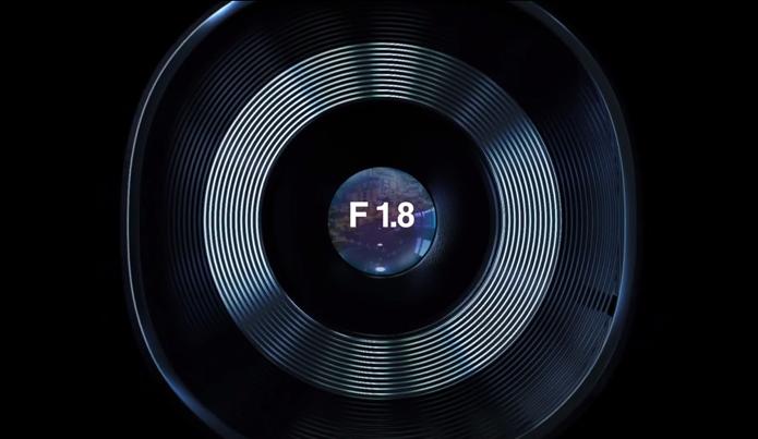 Abertura da câmera do LG G4 vai permitir mais captura de luz (Foto: Reprodução/LG)
