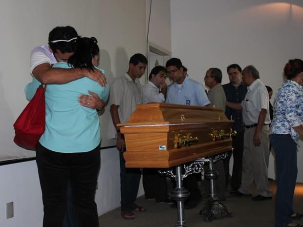 Médico Fernando Correia Lima morre em Teresina. (Foto: Gilcilene Araújo/G1)