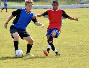 Seletiva de futebol, Itanhaém (Foto: Divulgação / Prefeitura de Itanhaém)