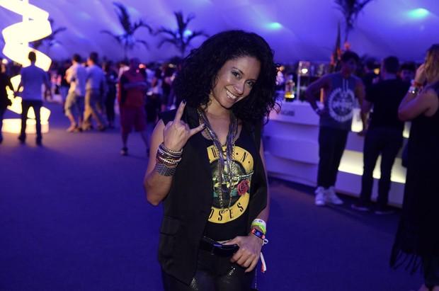 Cinara Leal (Foto: Roberto Teixeira / ego)