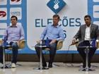 Crise financeira e gestão dominam debate entre candidatos da Serra