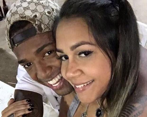 Nego do Borel e Crislaine Gonçalves não estão mais juntos (Foto: Reprodução/Instagram)