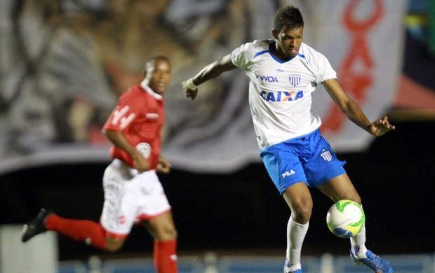 Anderson Lopes Avaí x Vila Nova (Foto: Carlos Costa/FUTURA PRESS/ESTADÃO CONTEÚDO)