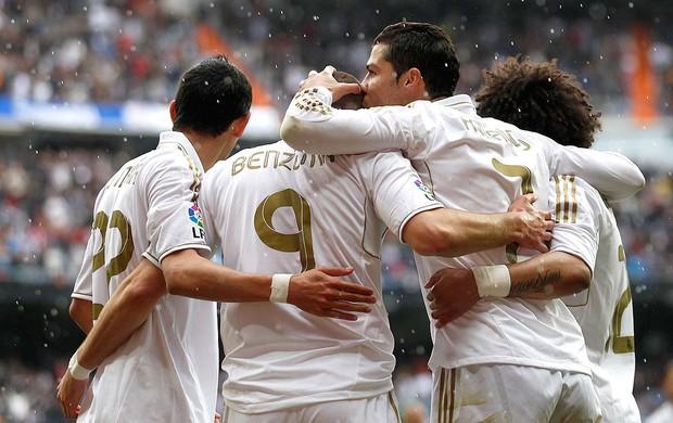 Cristiano Ronaldo - Real Madrid X Sevilla (Foto: Reuters)