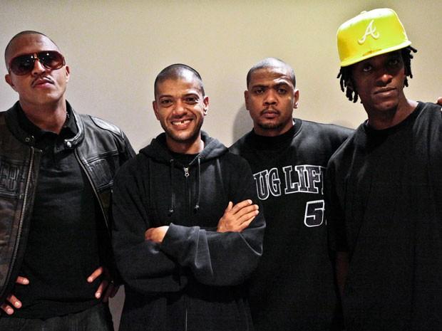 Racionais MCs (Foto: Camila Miranda/Divulgação)