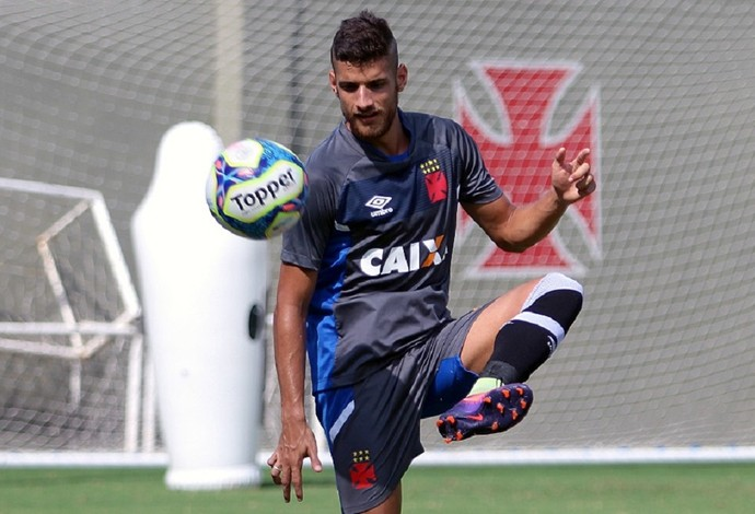 Guilherme Costa Vasco (Foto: Carlos Gregório Jr. / Vasco)