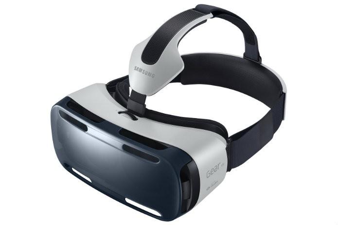 Gear VR será compatível com o Note 4 (Foto: Divulgação)