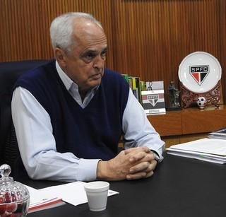 Carlos Augusto de Barros e Silva Leco São Paulo (Foto: Marcelo Prado)