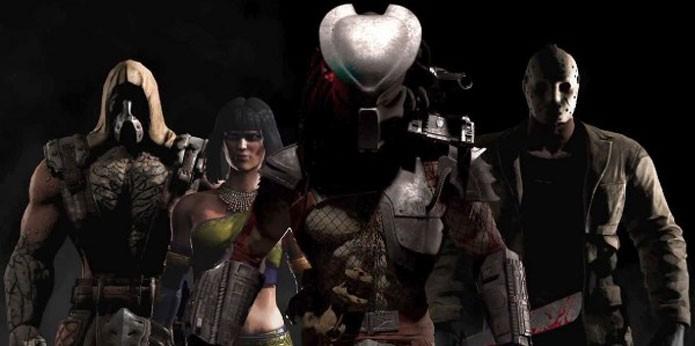 Personagens lançados em DLC poderão ser testados em Mortal Kombat X (Foto: Divulgação)