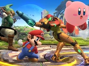 Super Smash Bros. (Foto: Divulgação)