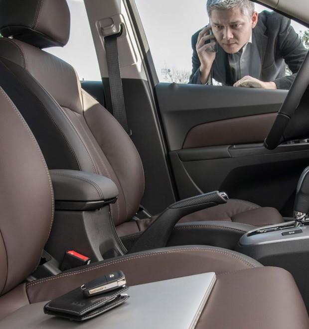 OnStar, da GM, tem opção de bloquear o veículo remotamente (Foto: Divulgação)