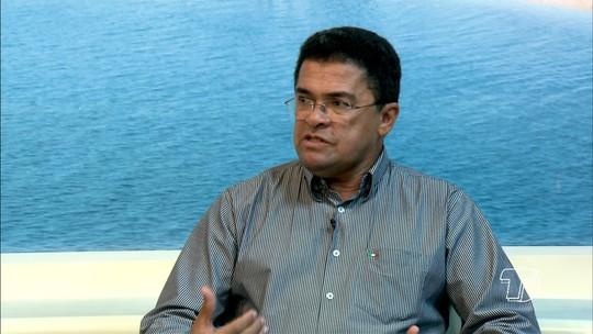 Prefeito de Alenquer, Juraci Sousa, diz que vai 'enxugar' folha e cortar gastos