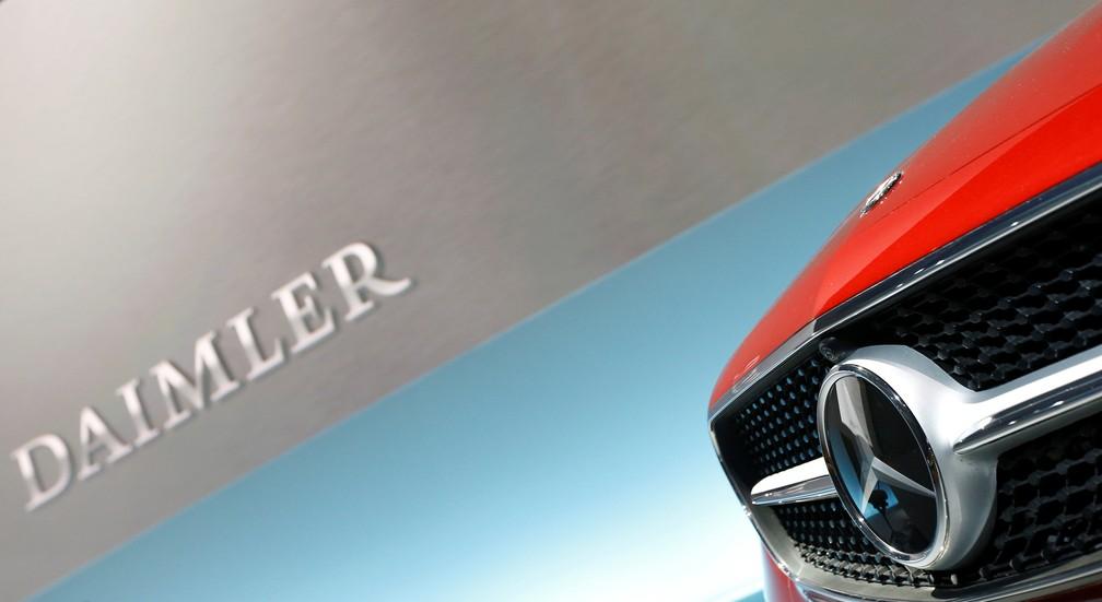 Daimler é dona da Mercedes-Benz e da Smart (Foto: REUTERS/Michaela Rehle)