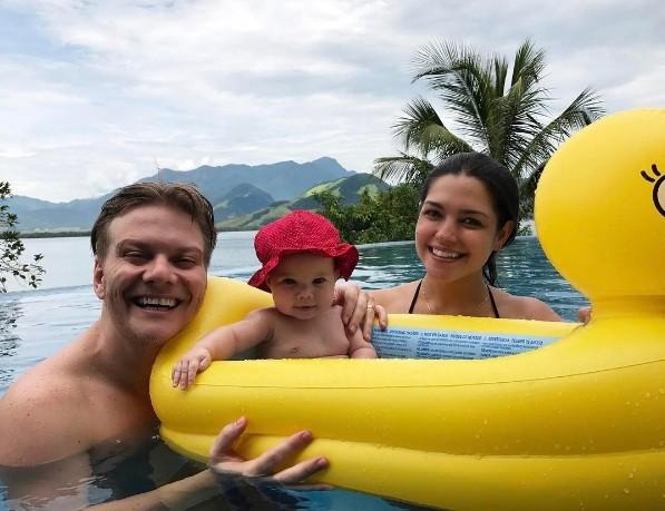 Família feliz (Foto: Instagram)