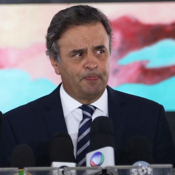Aécio Neves senador (Foto:   Aílton de Freitas / Agência O Globo)